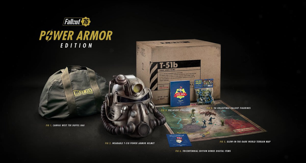 Bethesda apologises to angry fans over Fallout 76 collector's edition bag
