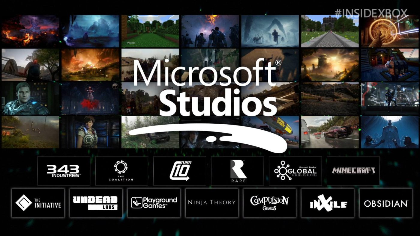 microsoft new studios, Microsoft Acquires Fallout: New Vegas Developer Obisidian Entertainment, and InXile Etertainment, MP1st, MP1st