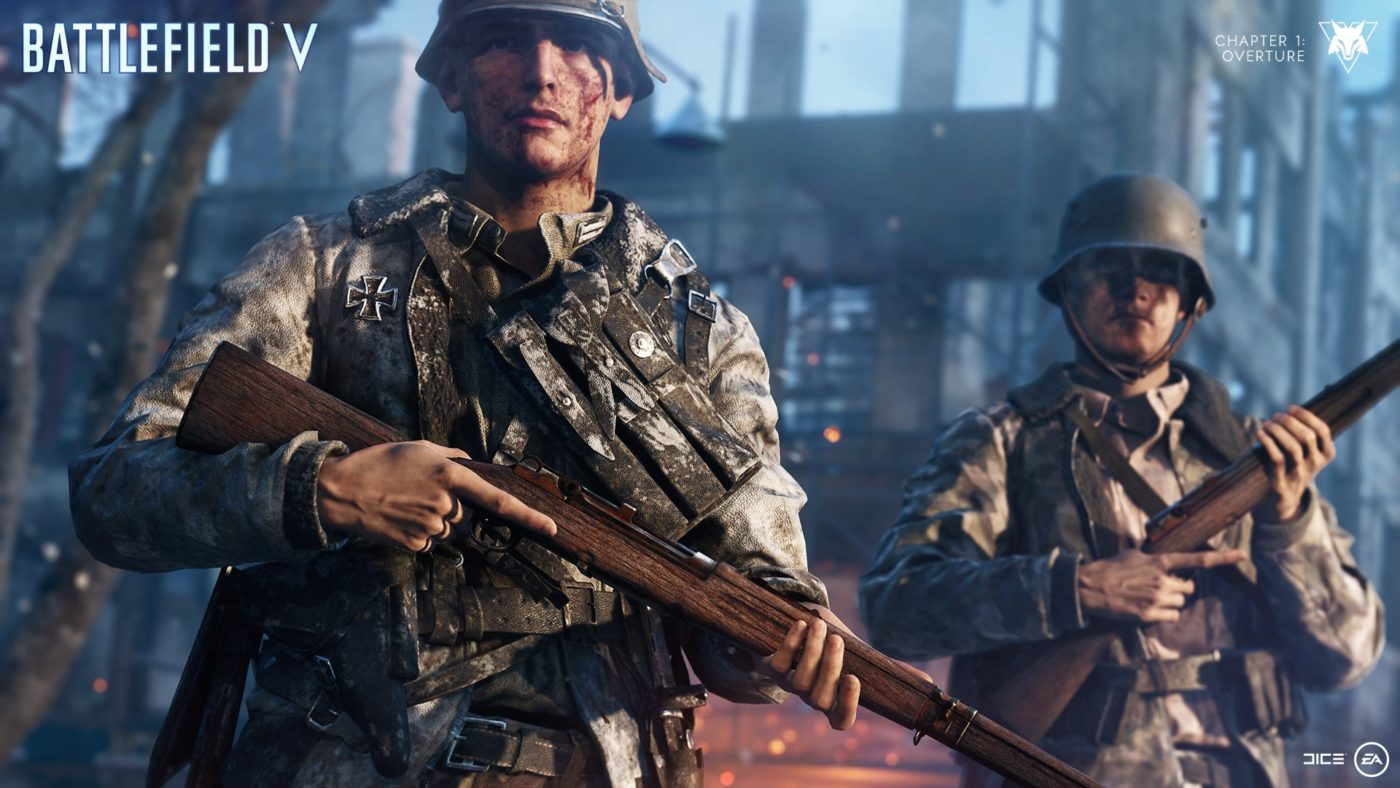 battlefield 5 update today