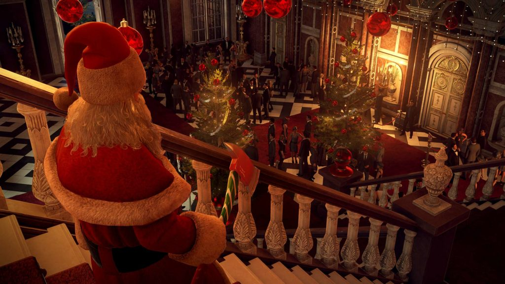 hitman 2 holiday mission