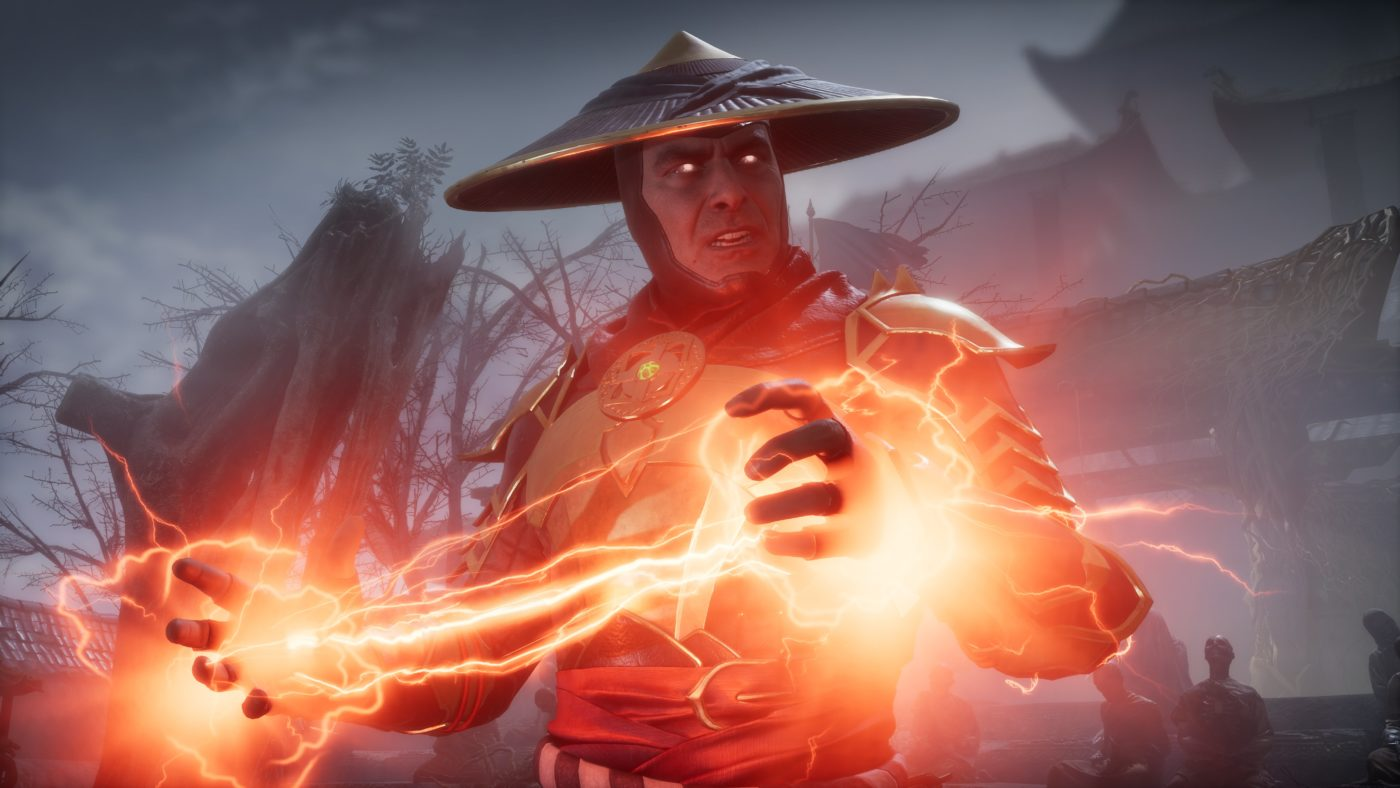 Mortal Kombat 11 explodes heads at Game Awards 2018