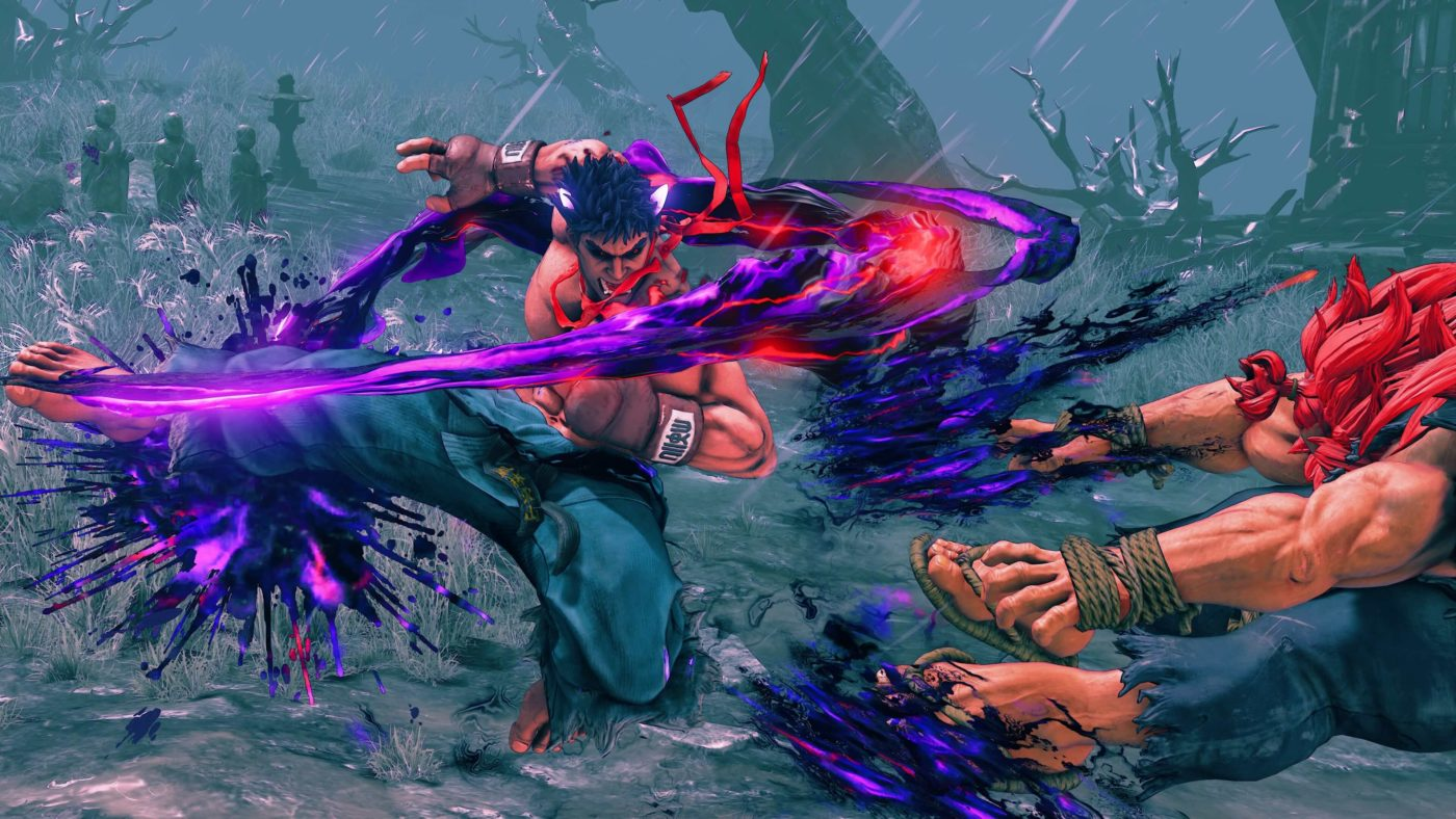 street fighter v update patch notes