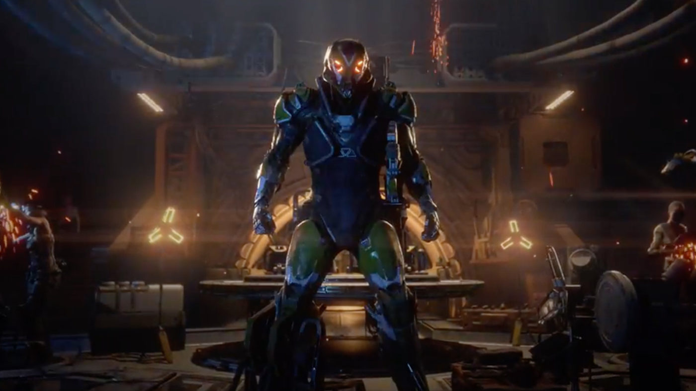 anthem demo schedule for both open and vip demo has been announced