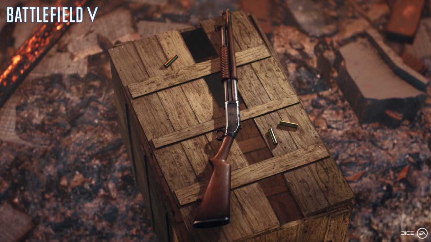 battlefield 5 holiday gifts, The Battlefield V Holiday Gifts Are 2 Weapons for Assault & Support, Here's How to Get 'Em, MP1st, MP1st