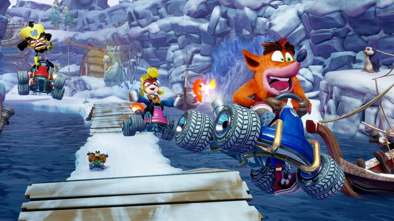 Crash Team Racing Nitro Fueled Update 1.21 October 26