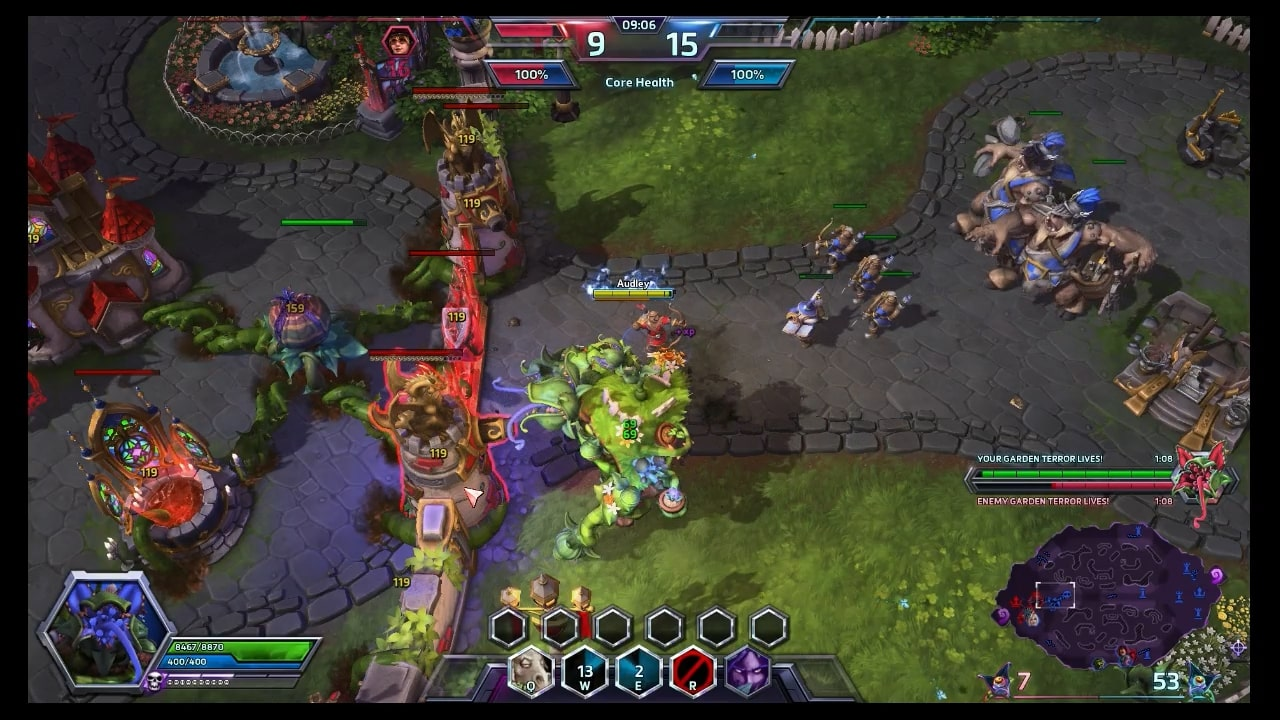 heroes of the storm dead