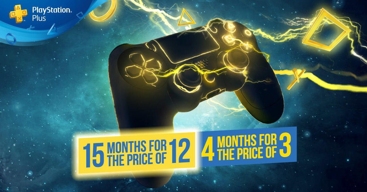 playstation plus discounted