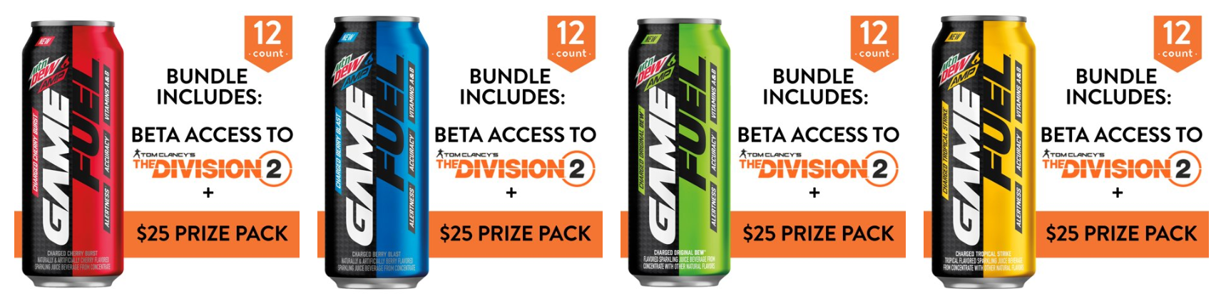 the division 2 private beta, Ubisoft Offering The Division 2 Private Beta Access With Mountain Dew Game Fuel Purchases, MP1st, MP1st