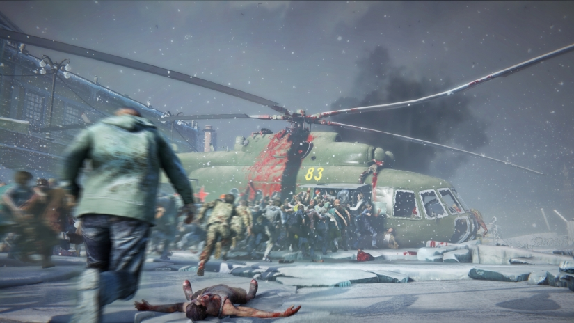 world war z launch trailer
