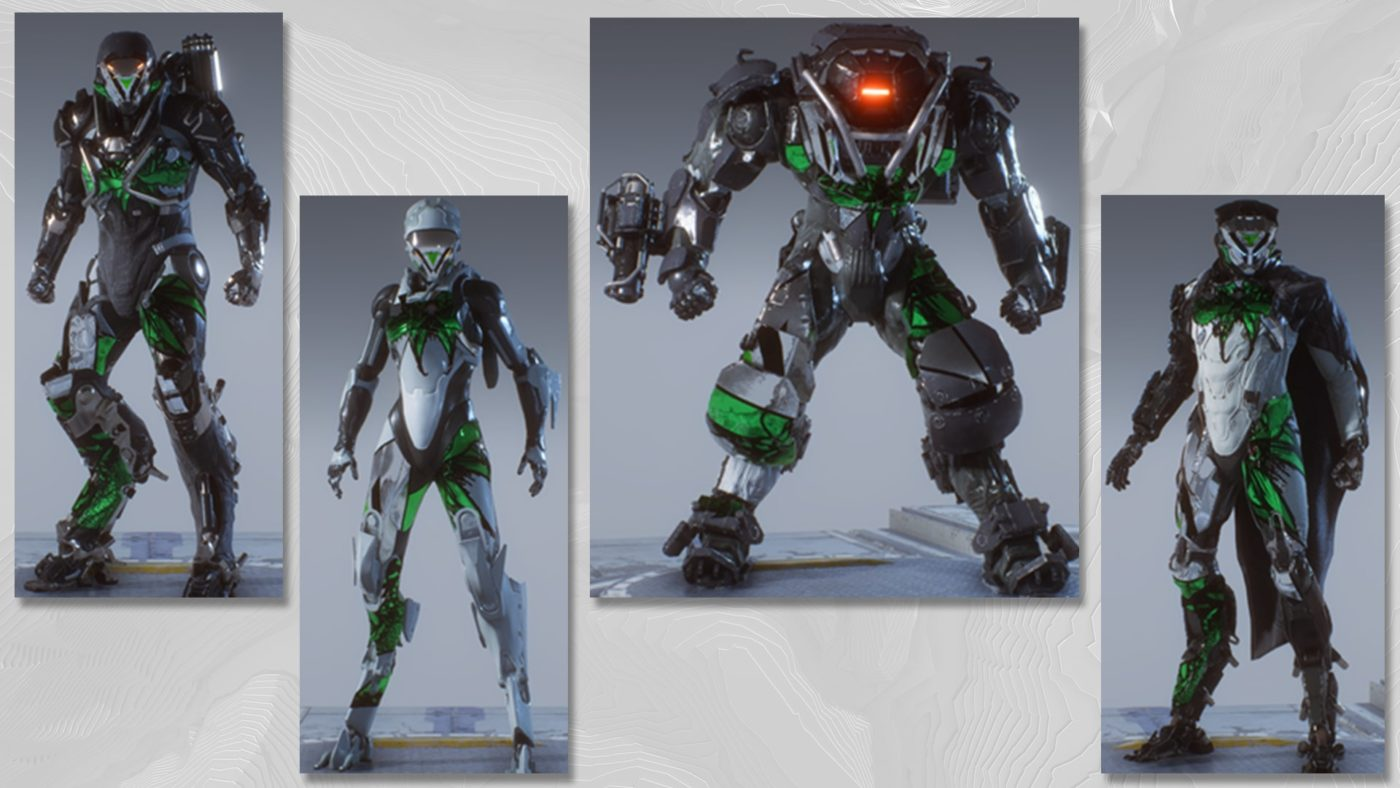 anthem vip demo rewards, BioWare Gives Second Vinyl as Anthem VIP Demo Reward, Unlocks All 4 Javelins, MP1st, MP1st
