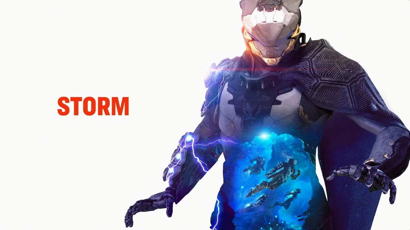 anthem storm
