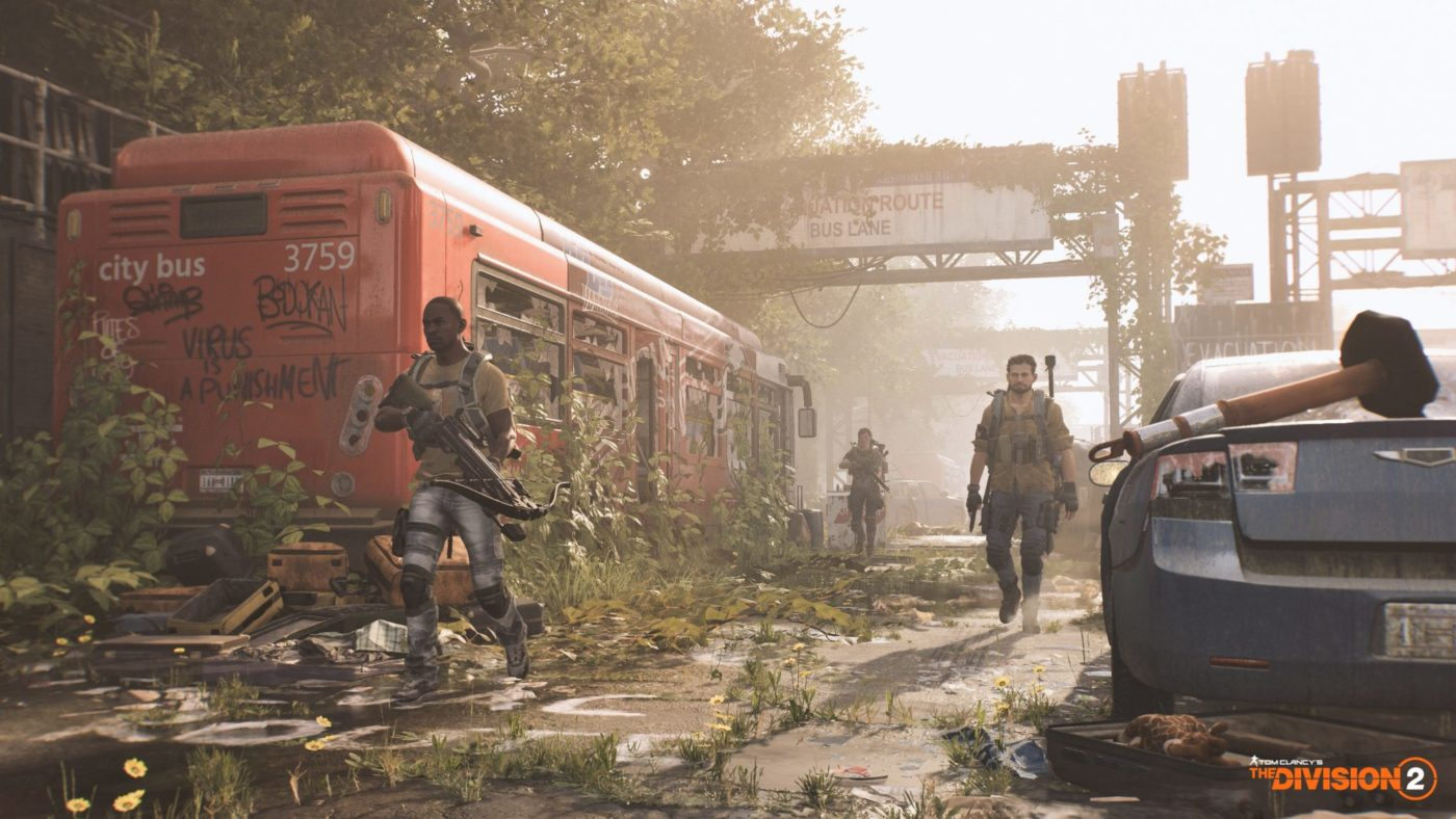 the division 2 beta update