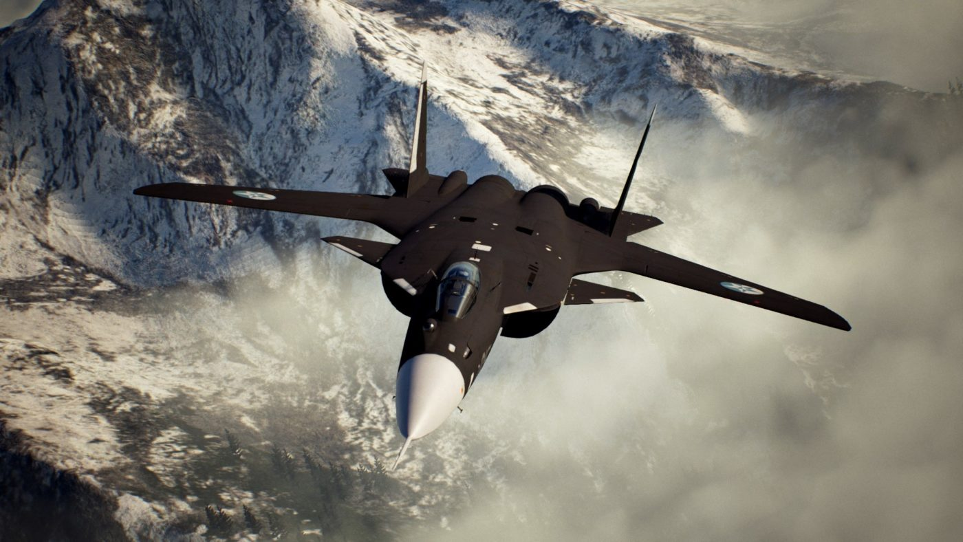 ace combat 7 game length