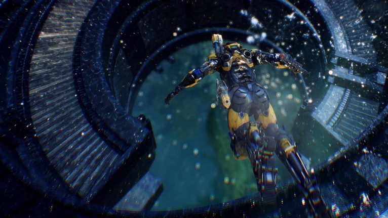 anthem troubled development