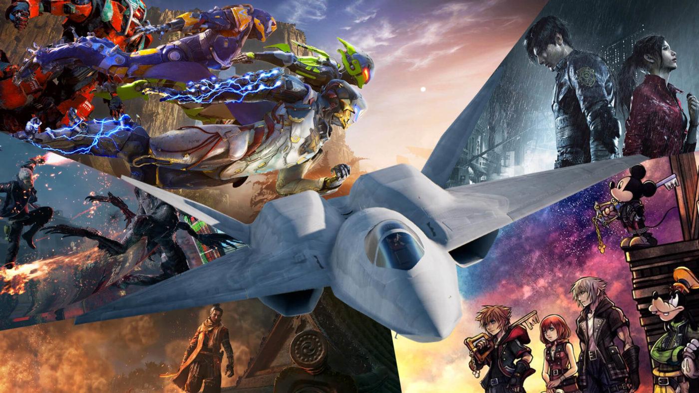 q1 2019 video games