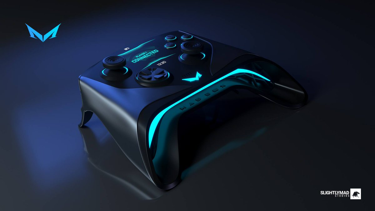 mad box controller, Mad Box Controller Concept Images Look Promising, MP1st, MP1st