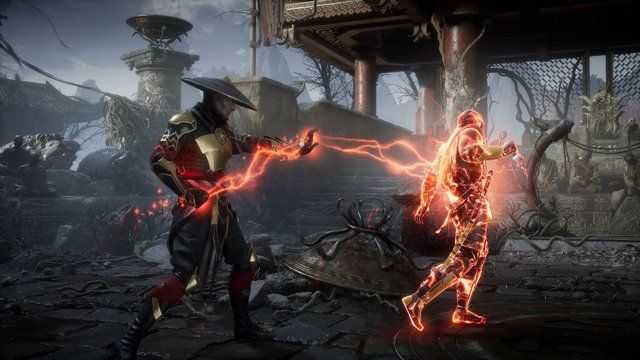 mortal kombat 11 gameplay