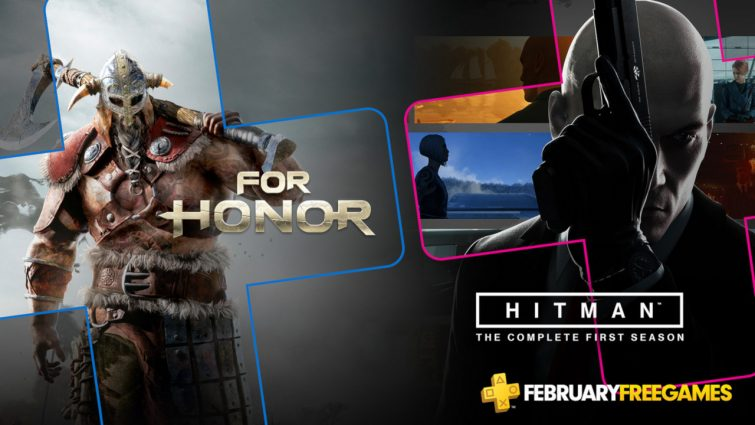 PlayStation Plus free games for February 2019