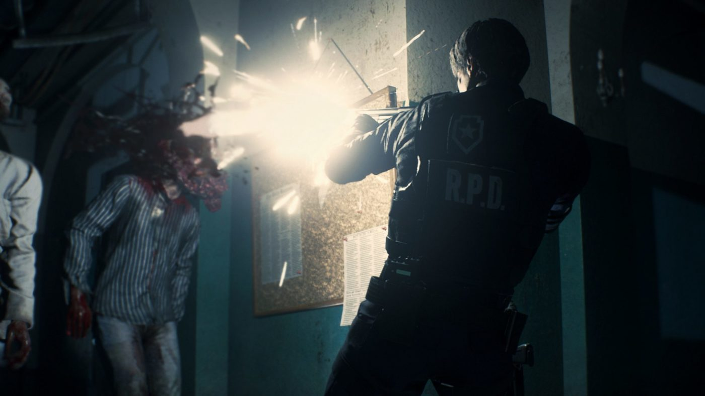 resident evil 2 remake review, Resident Evil 2 Remake Review – Beautiful Monster, MP1st, MP1st