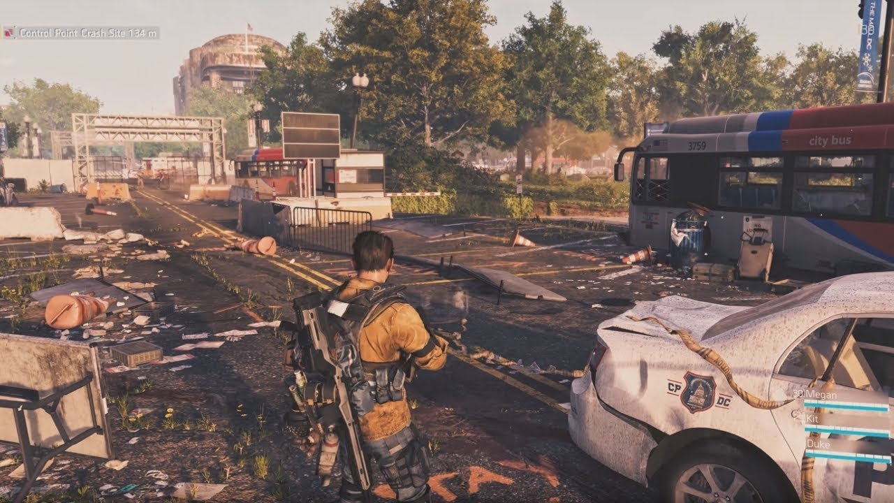 The Division 2 Update 1 03 Is Now Out