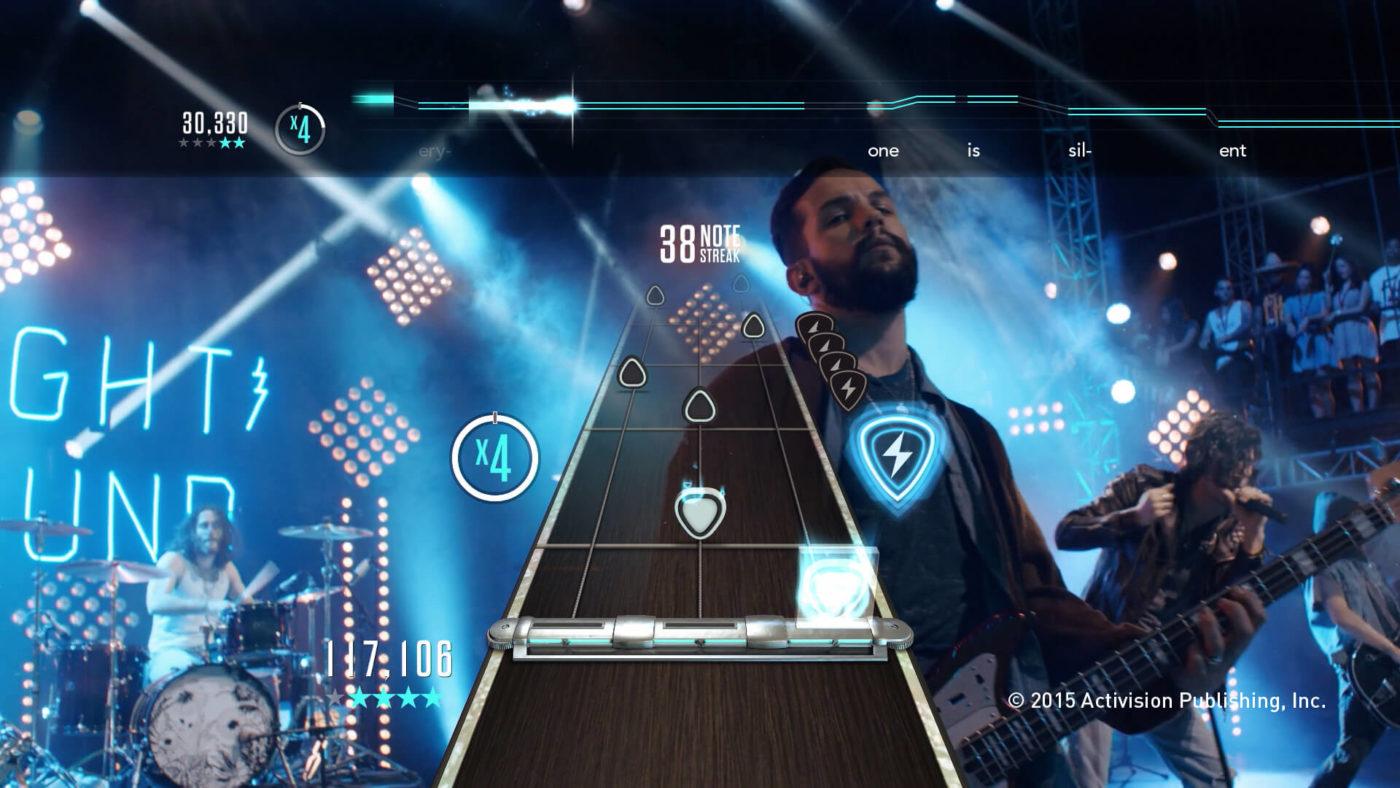 guitar hero live refunds