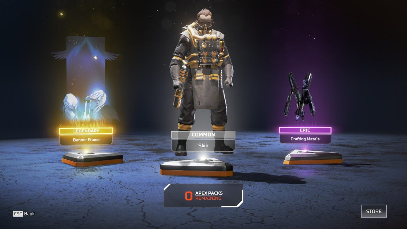 apex legends free stuff