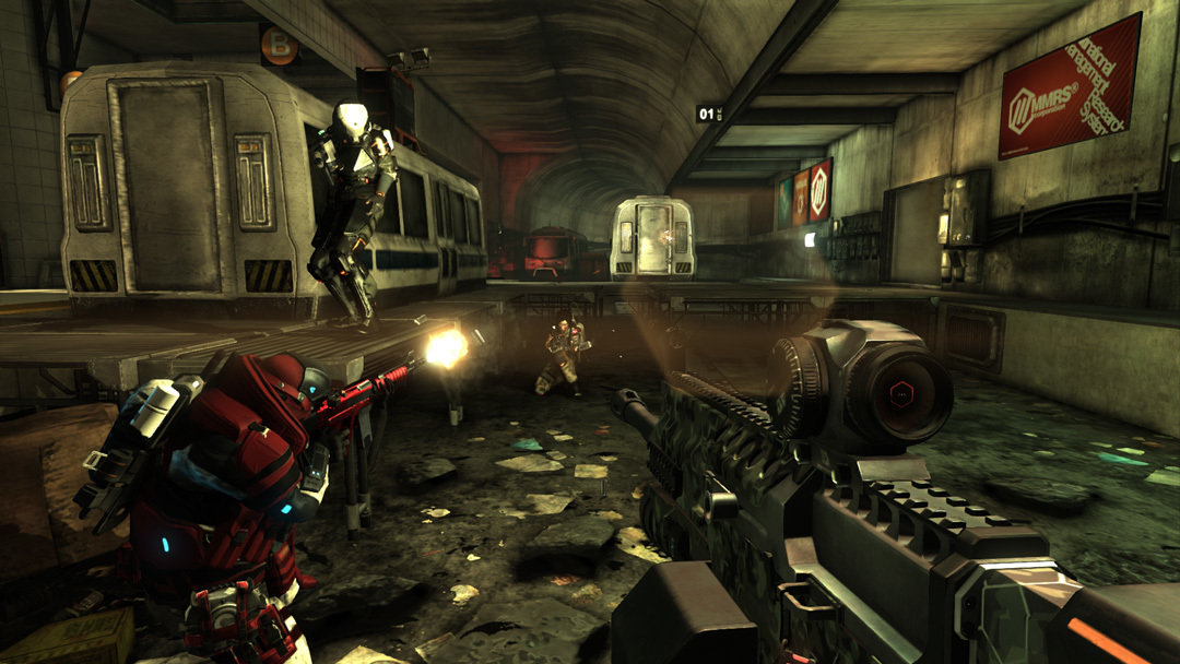Blacklight Retribution Servers Shutting Down in March for PC, PS4