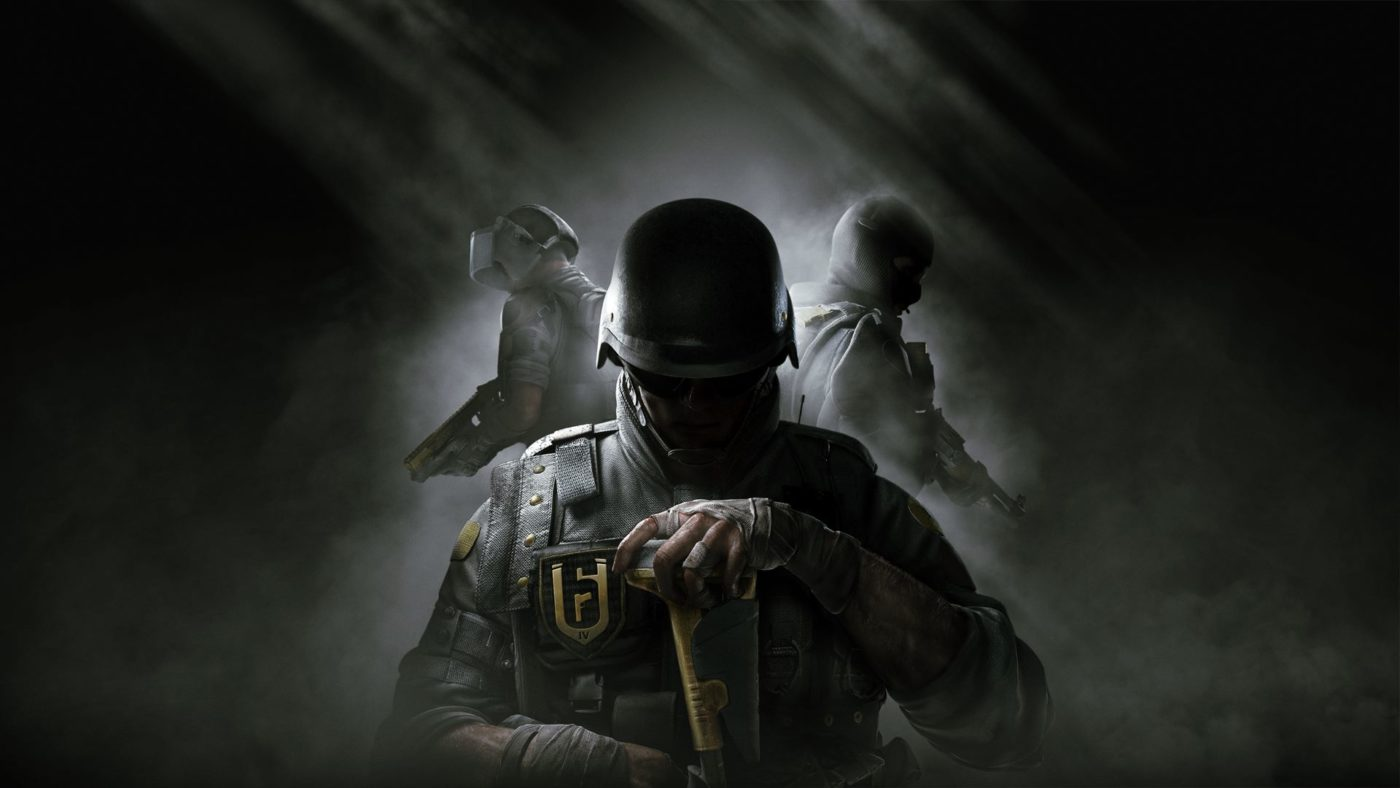 rainbow six siege down
