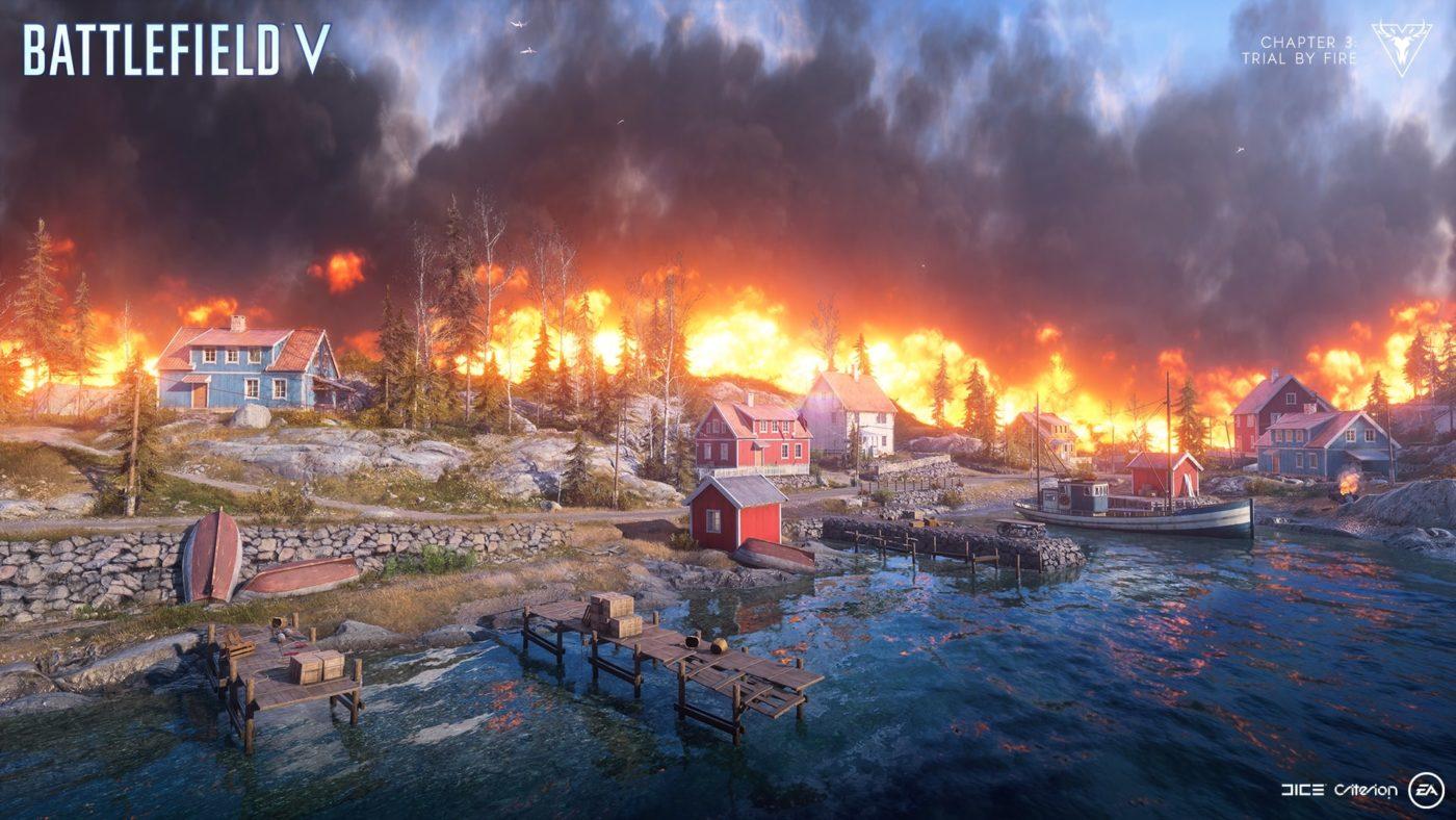 battlefield 5 firestorm australia servers