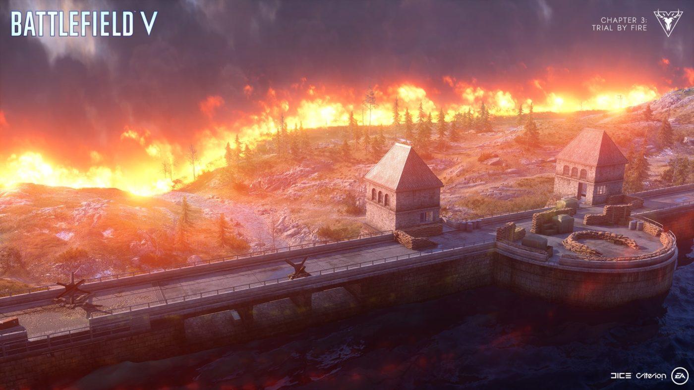battlefield 5 firestorm brazil servers