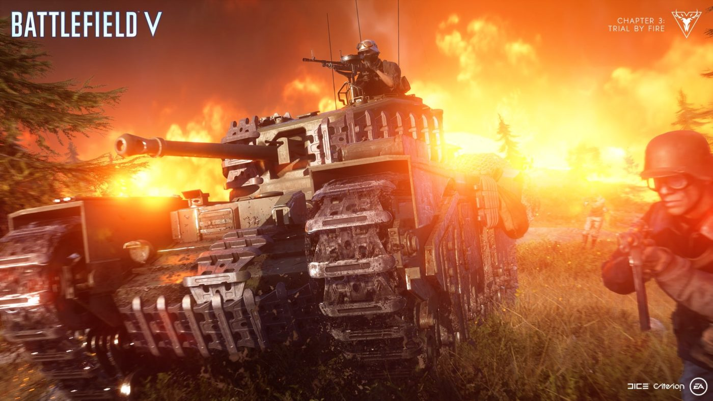 Battlefield V's 2019 Roadmap Unveiled, Firestorm Goes Live Today