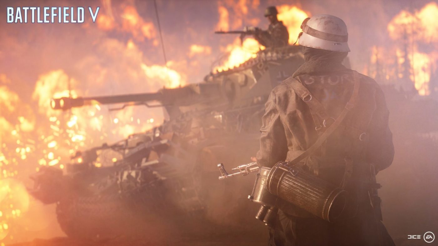DICE Announces Battlefield 5 Battlefield Moments Contest, Winners to