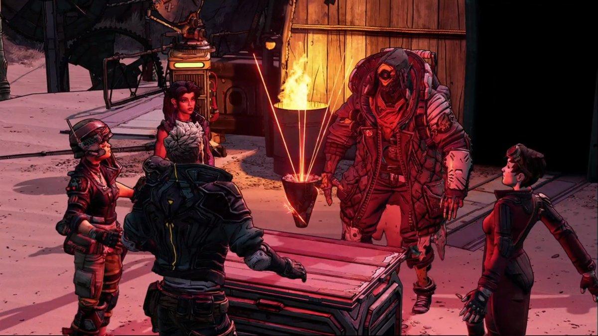 Borderlands 3 Gameplay Gets Shown Off in Announcement Trailer – Watch it Now! (Update)