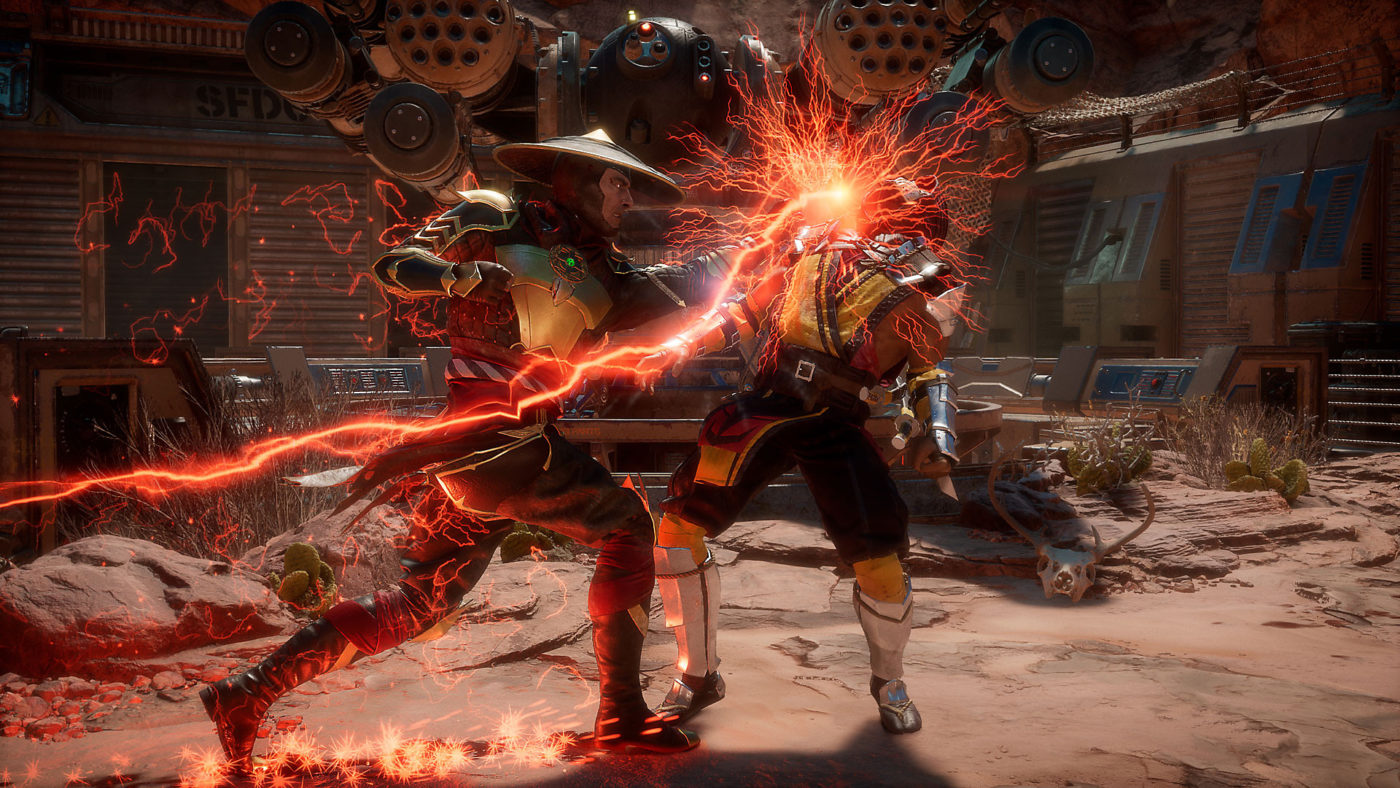 Mortal Kombat 11 Adds Cross-Play for Xbox One and PS4