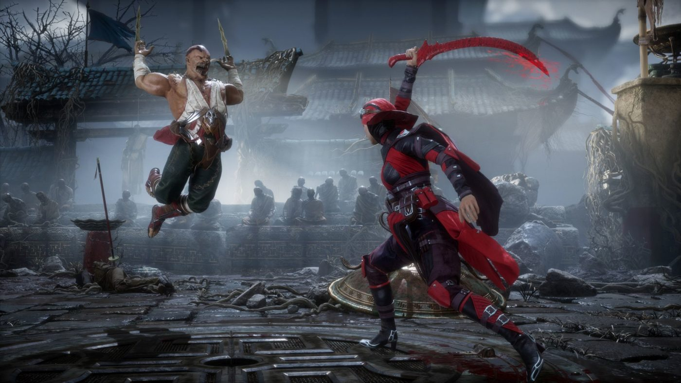 mortal kombat 11 update 1.06 patch notes