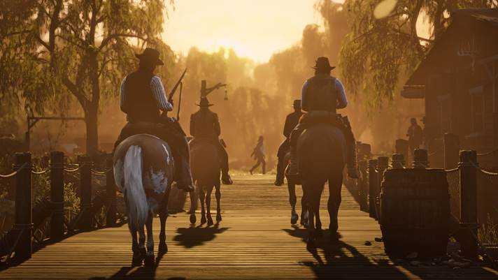 red dead online upcoming features