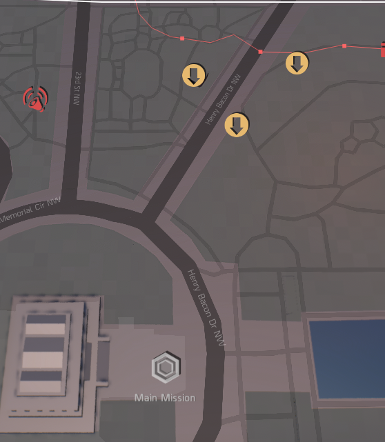 the division 2 faction key locations, The Division 2 Faction Key Locations Guide, MP1st, MP1st