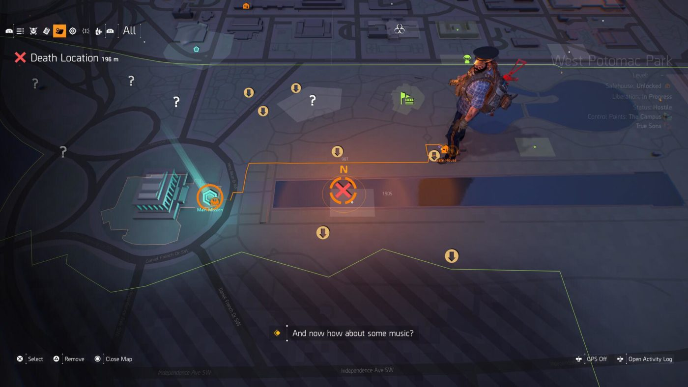 The Division 2 Hidden Boss: How to Trigger the Mission, and the Reward
