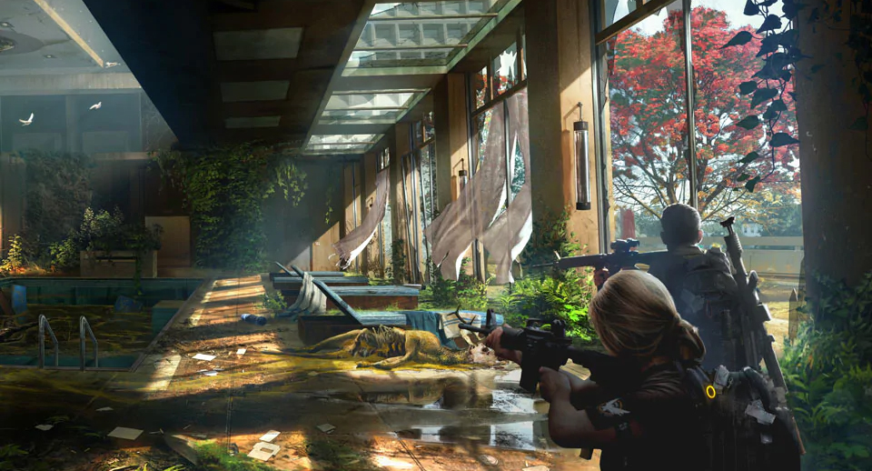the division 2 second raid