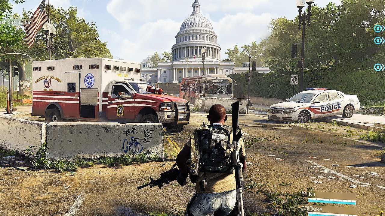the division 2 state of the game livestream