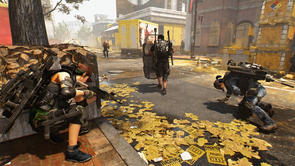 the division 2 patch 3.0 changes