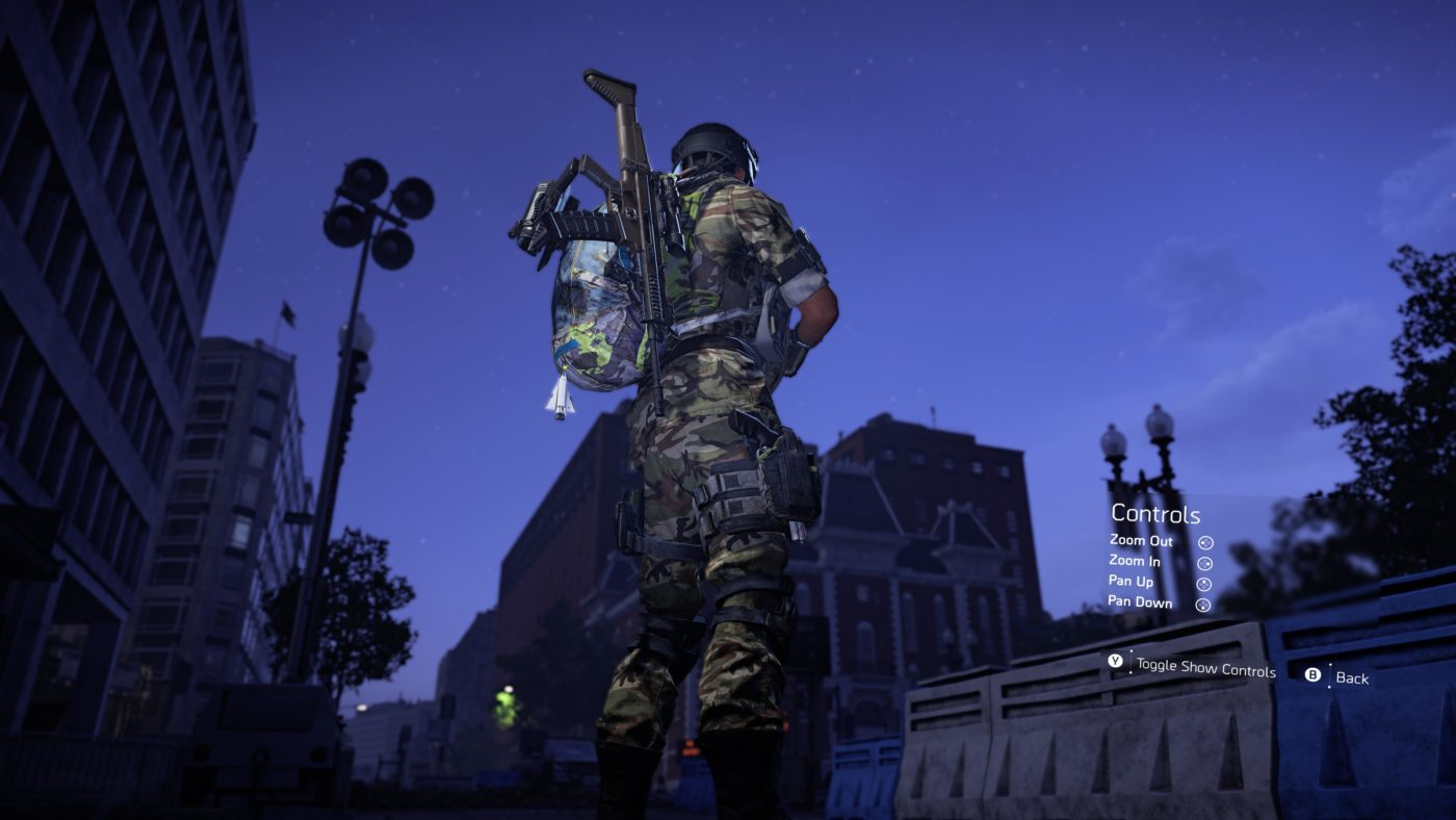 The Division 2 Keychain Locations Guide