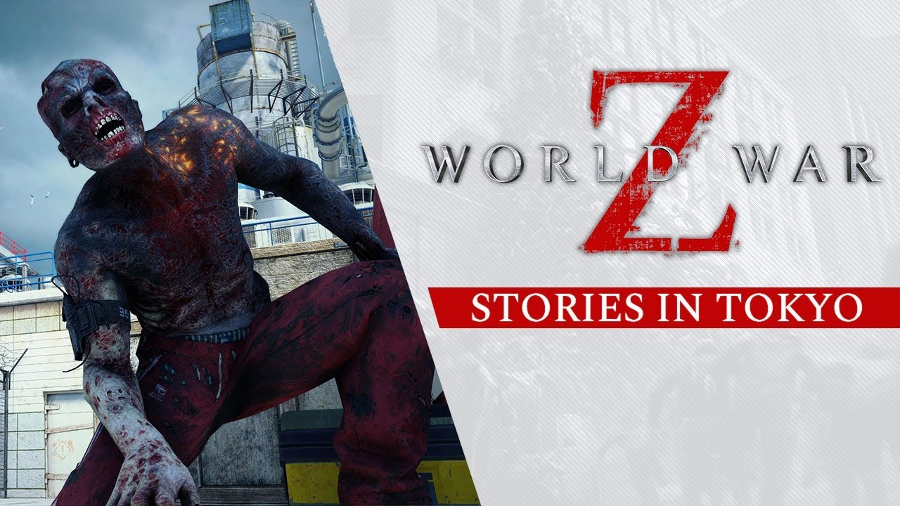latest world war z trailer