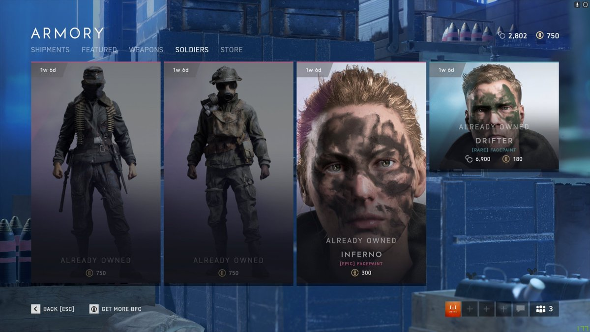 battlefield 5 armory update, Battlefield 5 Armory Update Items Listed, Here's the Official News to Expect This Week, MP1st, MP1st