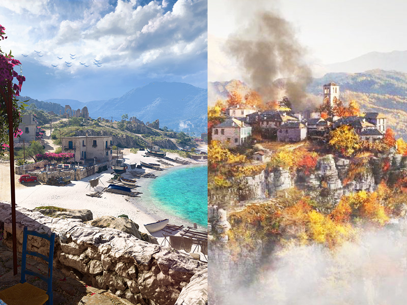 battlefield 5 tutorial mode, Battlefield 5 Tutorial Mode Called Basic Training Coming, New Map Locations Named, MP1st, MP1st