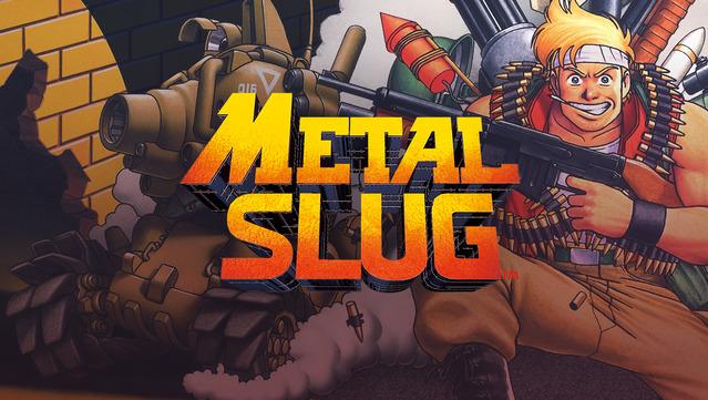 new metal slug game