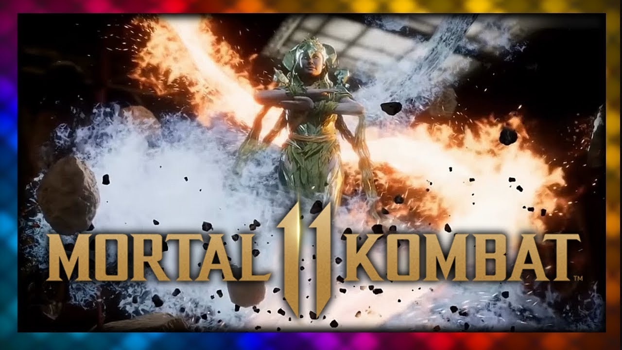 Mortal Kombat 11 Cetrion Trailer Hits Hard, Watch Her Fatality
