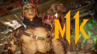 mortal kombat 11 shao khan gameplay