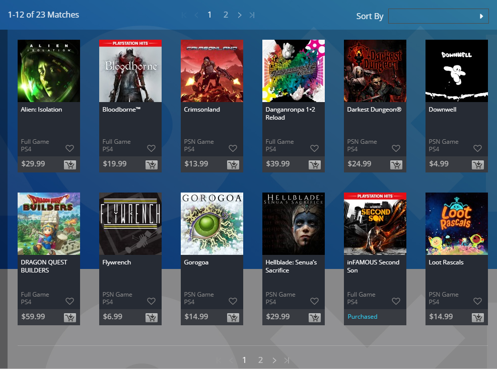 """psn store new section, Sony Opens New """"Play This Next"""" Section on PSN Store, Here's the First List of Games Included, MP1st, MP1st"""