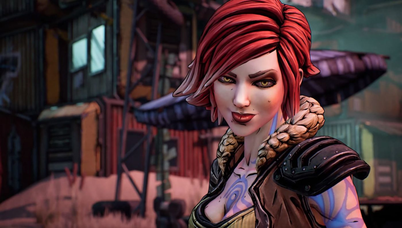 Lilith could be the protagonist of the new borderlands 2 DLC